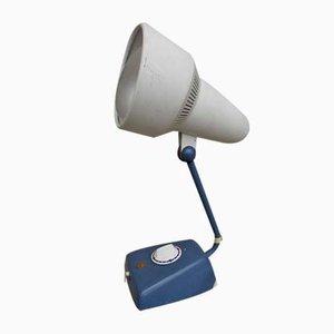 Niederländische Mid-Century Infraphil Lampen von Charlotte Perriand für Philips, 1950er