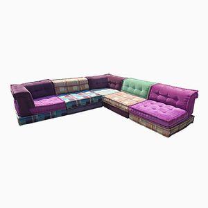 Mah Jong Modular Sofa by Hopfer Hans for Roche Bobois, 1988