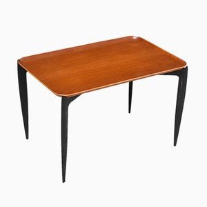 Low Mid-Century Table by Sven Aage Willumsen & H. Engholm for Fritz Hansen