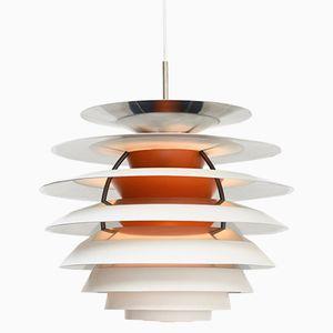 Mid-Century Kontrast Pendant Light by Poul Henningsen for Louis Poulsen