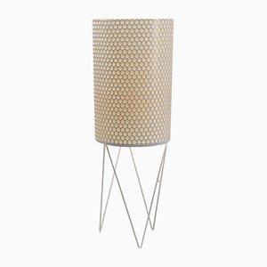 Mid-Century Functionalist Pedrera Floor Lamp by Barba Corsini
