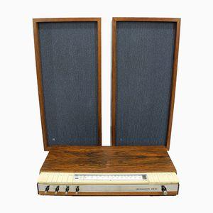 Système Audio Beomaster 1000 Type S avec 2 Haut-Parleurs par Bang & Olufsen, 1966
