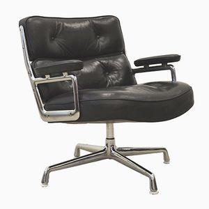 Amerikanischer ES105 Lobby Sessel von Charles & Ray Eames für Herman Miller, 1970er