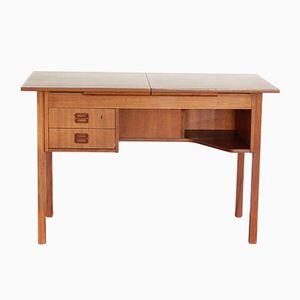 Mid-Century Danish Vanity Desk