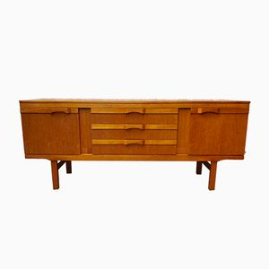 Vintage Sideboard with Three Doors