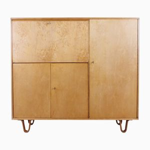 Vintage Birch Series CB01 Cabinet by Cees Braakman for Pastoe