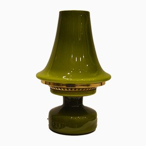 Vintage Green B124 Table Lamp from Hans-Agne Jakobsson