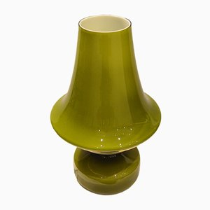 Mid-Century Green B124 Table Lamp from Hans-Agne Jakobsson