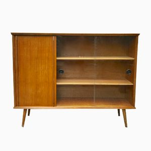 Vintage Cabinet with Four Tapered Legs