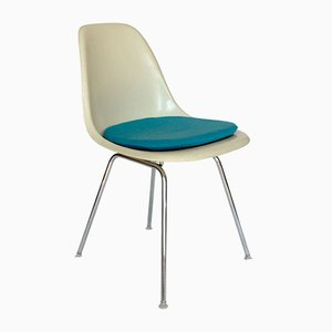 Vintage DSX Side Chair by Charles & Ray Eames for Herman Miller