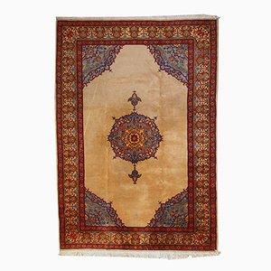 Vintage Persian Tabriz Handmade Rug, 1970s
