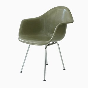 Vintage DAX Armchair by Charles & Ray Eames for Herman Miller