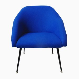 Blue Club Chair, 1960s