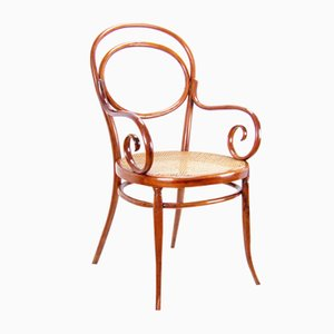 Viennese No. 10 Armchair by Michael Thonet, 1870s