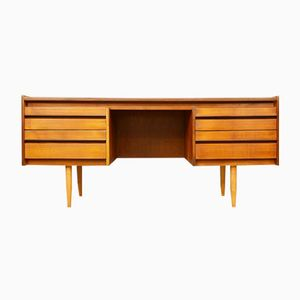 Mid-Century Teak Desk from William Lawrence