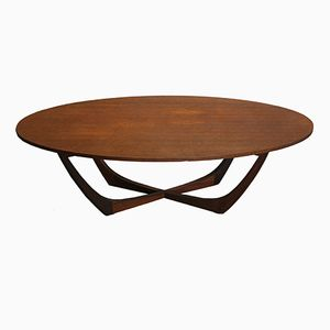 Mid-Century British Teak Coffee Table from G-Plan, 1950s