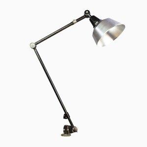 Verstellbare Vintage Schreibtischlampe von Curt Fischer für Midgard