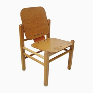 Vintage East German Model Heidi Children's Chair by Hans Brockhage