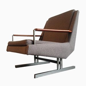Dutch Lounge Chair from Gelderland, 1960s