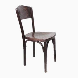 Tschechischer Vintage Bugholz Stuhl von Tatra