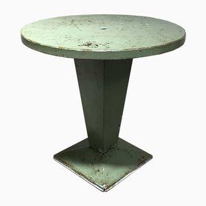 Kub Tisch von Xavier Pauchard für Tolix, 1950er