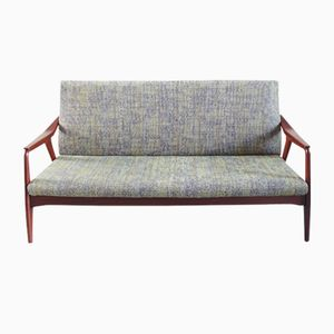 Danish Three-Seater Sofa, 1950s