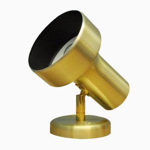 Vergoldete Vintage Modell V5129 Wandlampe von Belid