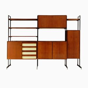 Italian Wall Unit from Dal Vera, 1950s