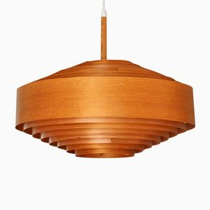 T547/480 Ceiling Lamp by Hans Agne Jakobsson for Ellysett, Markaryd, 1960s