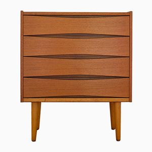 Teak Chest of Drawers by Frederik Kayser for Skeie & Co Mobelfabrikk, 1960s