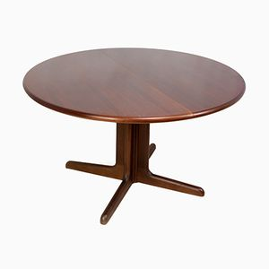 Mid-Century Rosewood Dining Table from Gudme, 1960s