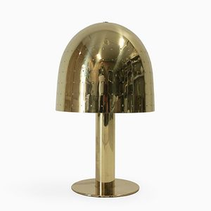 Large B 229 Brass Table Lamp from Hans Agne Jakobson, 1970s