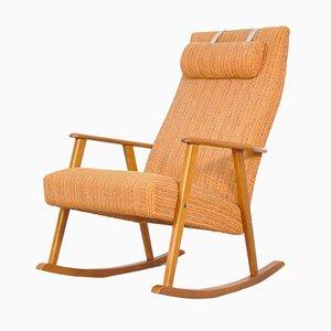 Mid-Century Modern Swedish Rocking Chair by Johanson, 1960s