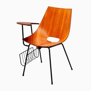 Italienischer Stuhl, 1950er