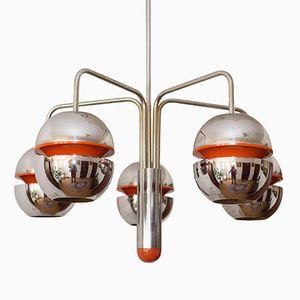 Atomic Age Deckenlampe, 1960er