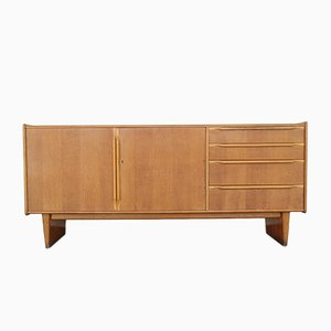 Oak Series DE02 Irene Sideboard by Cees Braakman for Pastoe, 1960s