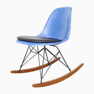 Wippender DSW Beistellstuhl von Charles & Ray Eames für Herman Miller, 1970er