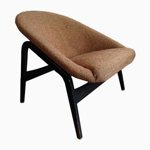 Columbus Easy Chair by Hartmut Lohmeyer for Artifort, 1950s