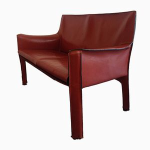 Vintage CAB 415 Sofa by Mario Bellini for Cassina