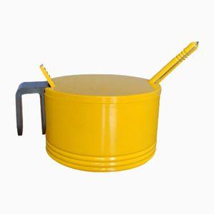 Pot de Fondue Vintage par Pino Spagnolo pour Biesse
