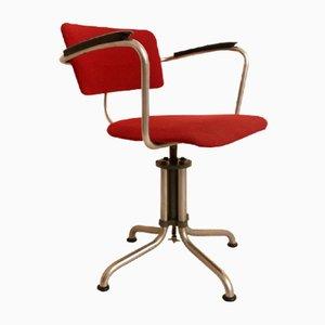 Chaise de Bureau Industrielle Modèle 354 par Willem Hendrik Gispen pour Gispen,1952