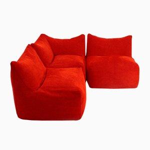 Modulares Le Bambole Sofa von Mario Bellini für B&B Italia, 1970er