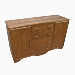 Oak Commode, 1960s