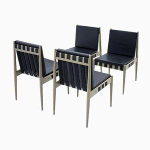 SE 121 Chairs by Egon Eiermann for Wilde & Spieth, 1965, Set of 4