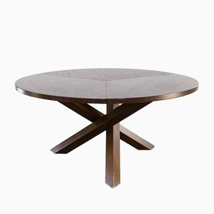 Round Dining Table by Martin Visser for 't Spectrum, 1960s