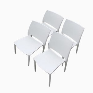 Modern Chairs, 1980s, Set of 4