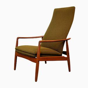 Vintage Teak Lounge Chair by Søren J. Ladeføged & Son for SL Møbler