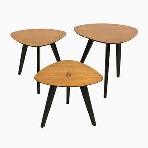 Tables Gigognes Vintage, 1950s