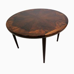 Danish Rosewood Coffee Table from VV Møbler Spottrup, 1970s