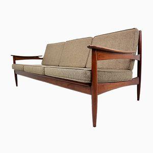 Mid-Century Danish Rosewood Sofa from Lifa